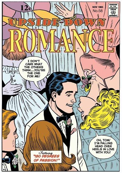 Upside Down Romance