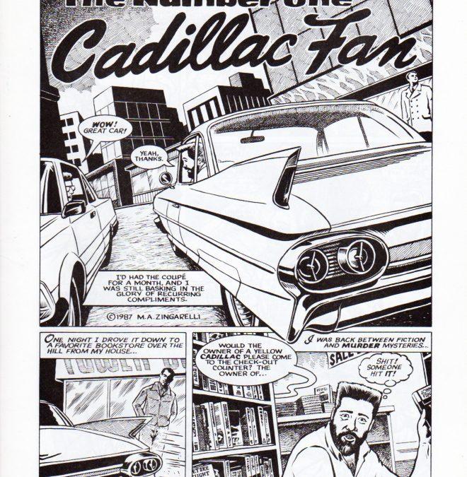 Cadillac Fan