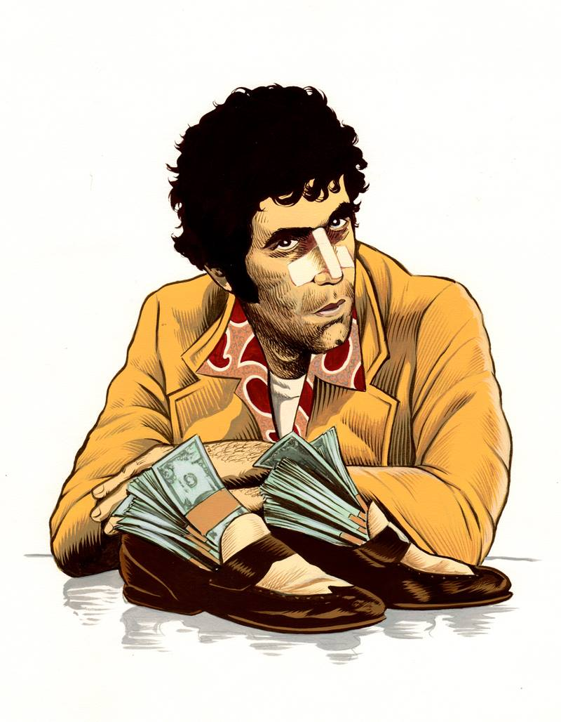 Elliot Gould New Yorker