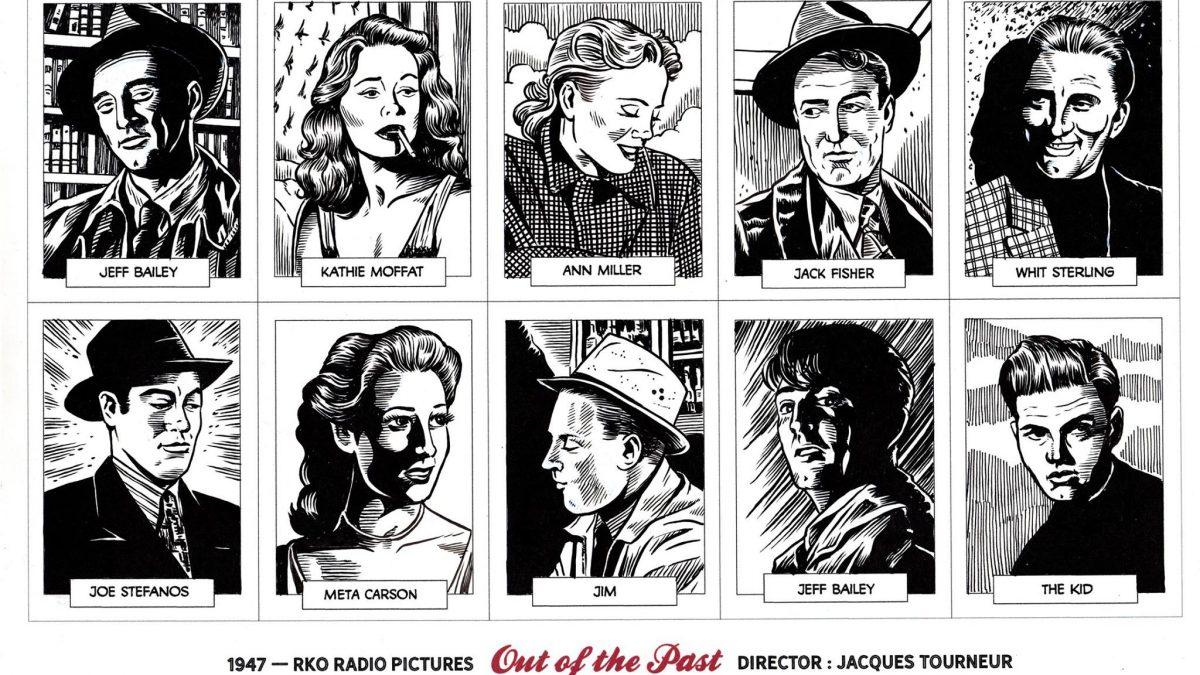 Movie Art Cards