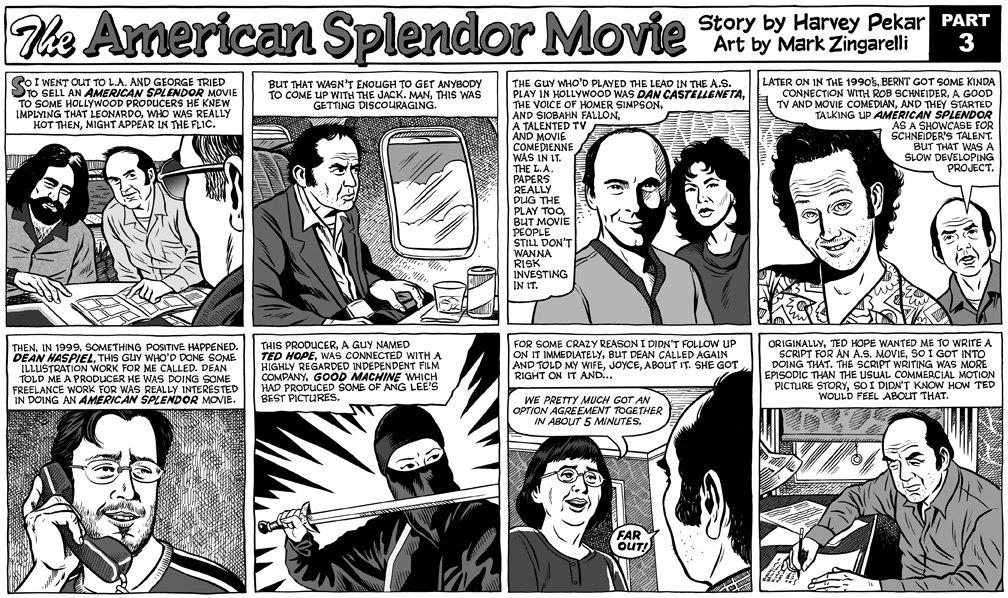 American Splendor Part 3