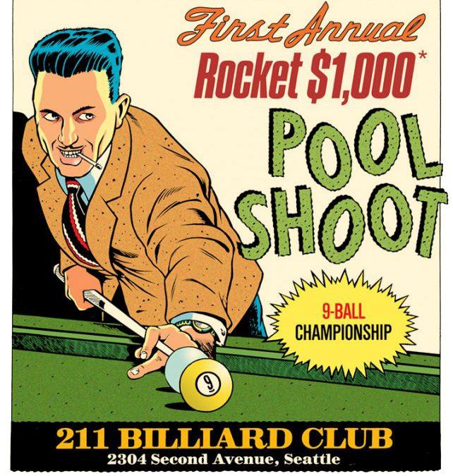 Rocket Pool Shoot