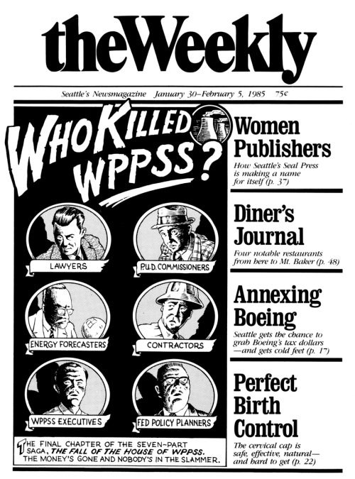 The Seattle Weekly