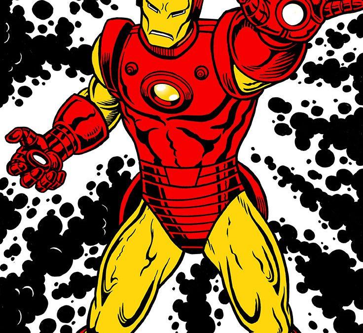 Marvel /Topps Commission