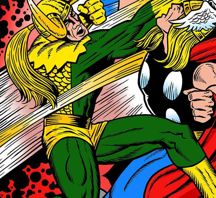 Marvel/Topps Commission